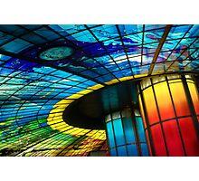 Subway Colors Photographic Print