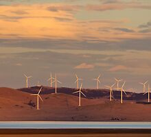 Lake George Turbines by fotoWerner