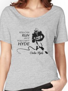 Carlos HYDE full Women's Relaxed Fit T-Shirt