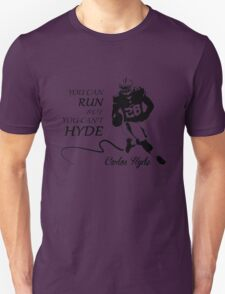 Carlos HYDE full Unisex T-Shirt