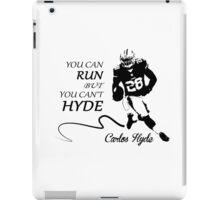 Carlos HYDE full iPad Case/Skin