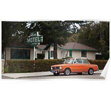 Los Alamos Motel Poster