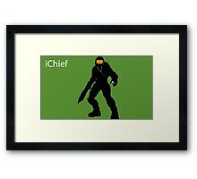 iChief Framed Print