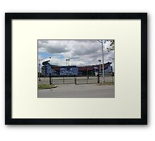 Shea Stadium Framed Print