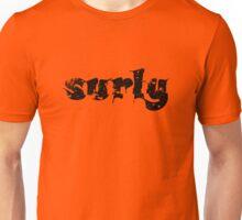 Surly - Black Text Unisex T-Shirt