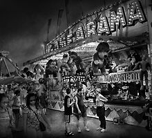 Carnival - Game-A-Rama by Mike  Savad