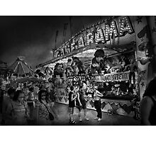 Carnival - Game-A-Rama Photographic Print