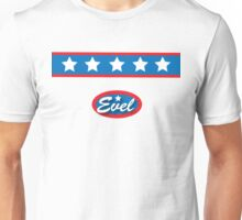 Evel Knievel - Horizontal Strip V.1 Unisex T-Shirt