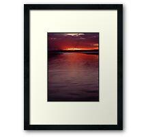 River of Dreams Framed Print