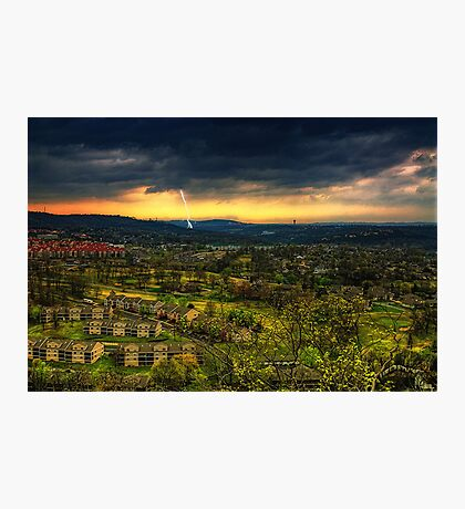 Royale Sunset Photographic Print