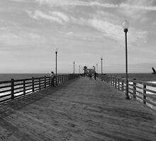 Pier Walk by kpblais