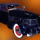 Cord Phaeton 1936 by RC deWinter