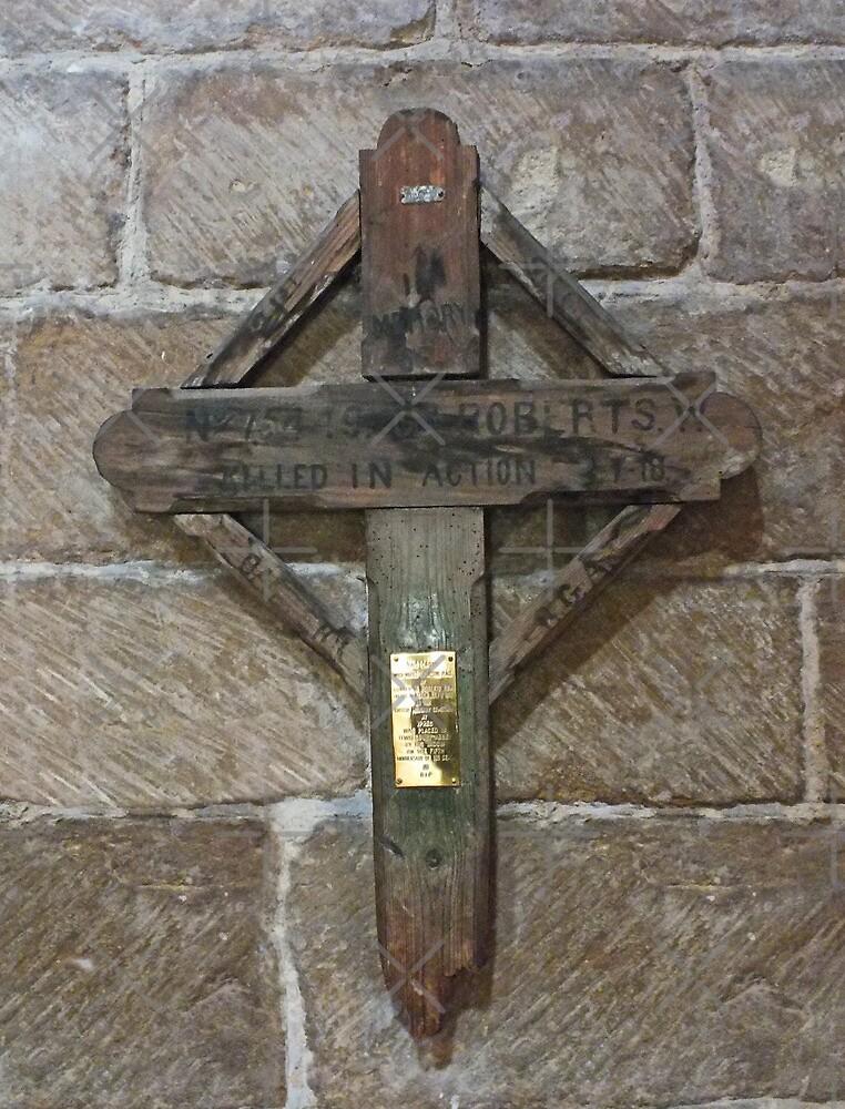 Memorial Cross by Yampimon