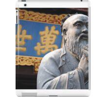Confucius iPad Case/Skin