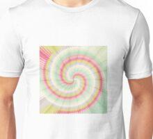 Hypnotizing spiral Unisex T-Shirt