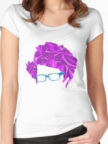 Richard Ayoade Women's Fitted Scoop T-Shirt