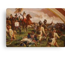 Austrian Army Canvas Print