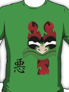 AKU- Samurai Jack  T-Shirt