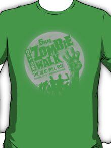 Zombie Walk - Grey T-Shirt