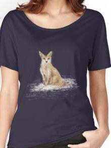 The Lonely Fox Women's Relaxed Fit T-Shirt