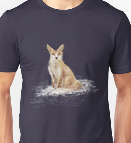 The Lonely Fox Unisex T-Shirt