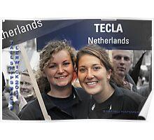 Hollanders' Smiles Poster