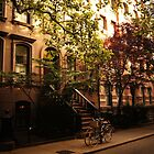 Summer in Greenwich Village by Vivienne Gucwa