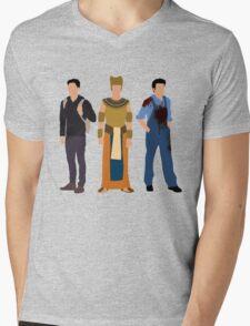 rami malek Mens V-Neck T-Shirt