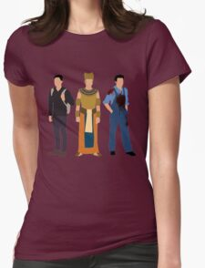 rami malek Womens Fitted T-Shirt