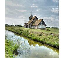 St Thomas a Beckett at Fairfield Photographic Print