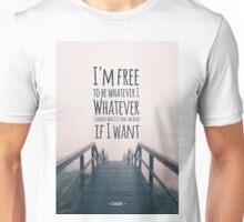 Oasis - Whatever Unisex T-Shirt