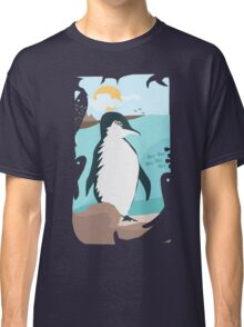 Penguin Vacation Classic T-Shirt