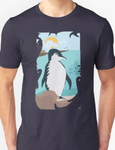 Penguin Vacation Unisex T-Shirt