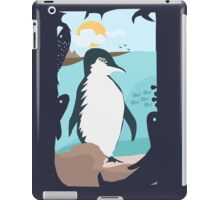 Penguin Vacation iPad Case/Skin