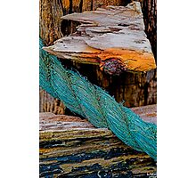 Colours of Time - Saltern, Mull Photographic Print