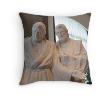 Salt Lake Throw Pillow