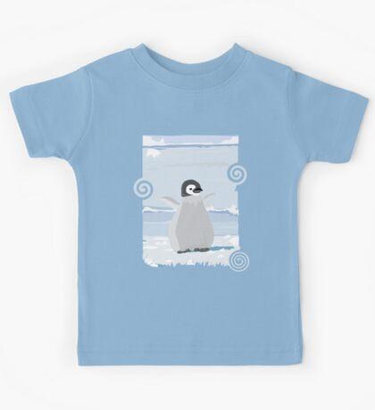 Penguin Kid Kids Tee