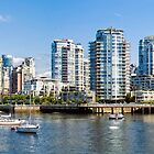 Yaletown #2 ~ Crop (panorama) by James Zickmantel