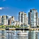 Yaletown #3 ~ Crop (HDR panorama) by James Zickmantel