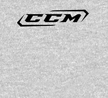 CCM Modern Era Logo - Black T-Shirt