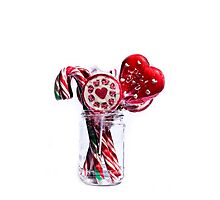 Candy Love Photographic Print
