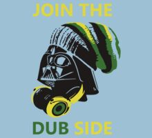 Dub Vader (green-yellow) Kids Clothes