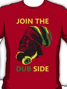 Dub Vader (green-yellow) T-Shirt