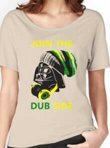 Dub Vader (green-yellow) Women's Relaxed Fit T-Shirt