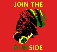 Dub Vader (green-yellow) Unisex T-Shirt