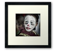 Fever... Framed Print