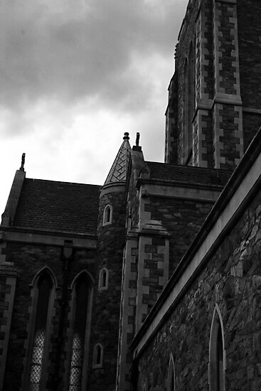 Mount St. Bernard's Abbey by SquarePeg