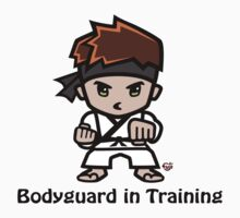 Martial Arts/Karate Boy - Bodyguard by fujiapple