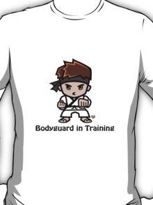 Martial Arts/Karate Boy - Bodyguard T-Shirt