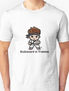 Martial Arts/Karate Boy - Bodyguard T-Shirt